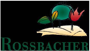 Logo Gärtnerei Rossbacher